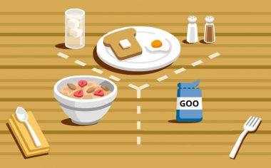 Como se alimentar antes de competir