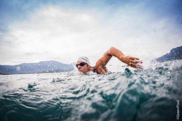 natação em aguas abertas
