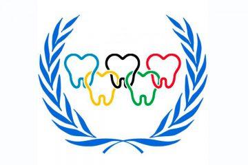 símbolo da odontologia esportiva