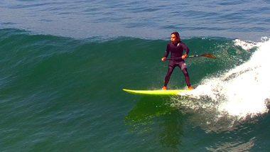 SUP Wave em Portugal