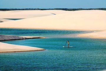 Dez paraísos brasileiros para você remar