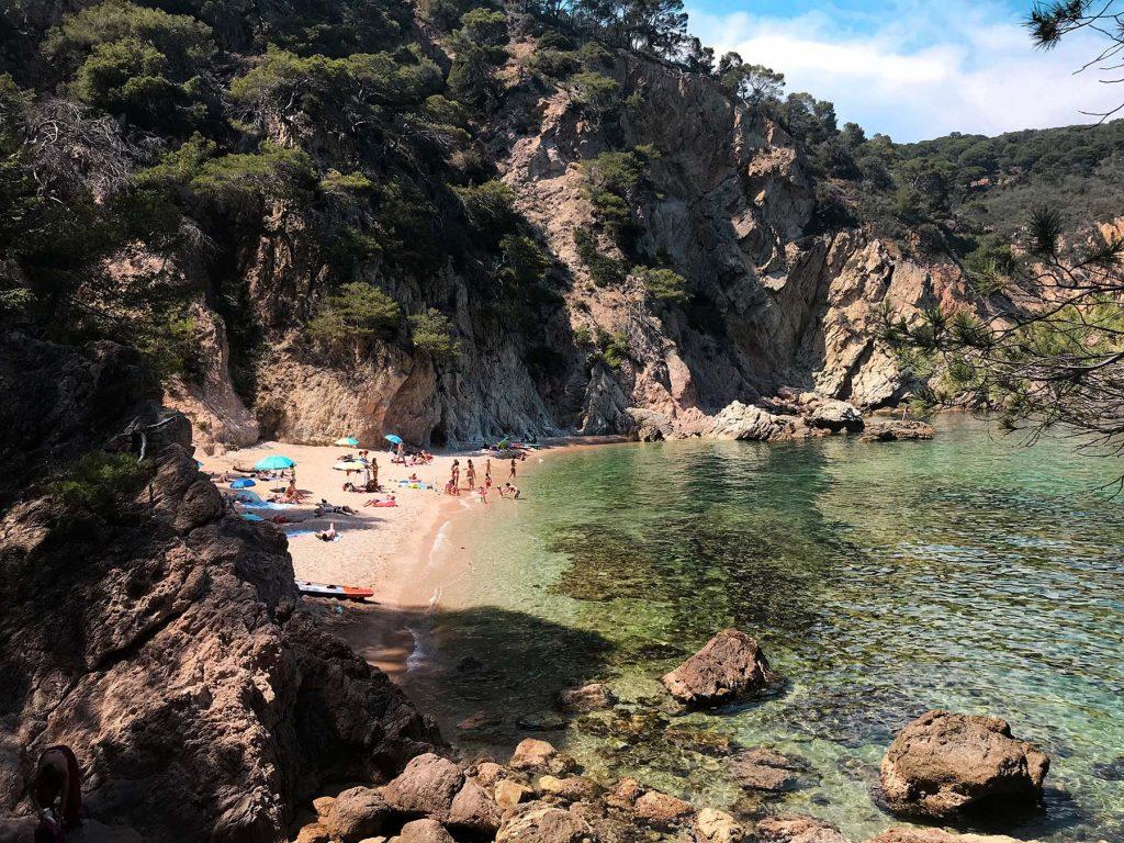 Tossa de Mar, Costa Brava espanhola