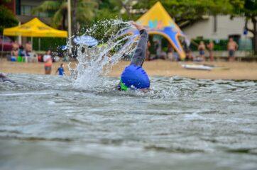 Natação em águas abertas faz sua estreia no Row To Win 2020
