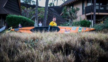 Pranhca paddleboard unlimited 17_6 em Molokai