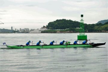 Samu Team Brazil na Volta a Ilha de Santo Amaro