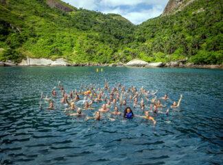 Alcatrazes Swim 3.8 K