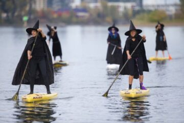 Halloween da remada