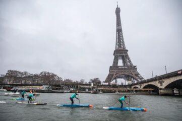 SUP nos Jogos Olímpicos de Paris
