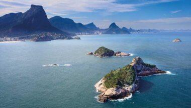 Ilhas da orla carioca