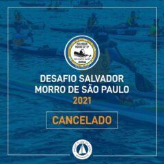 desafio salvador morro de sao paulo cancelado