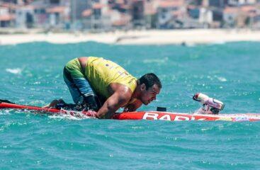 Patrick Winkler Paddleboard