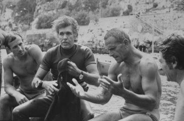 história do mergulho livre