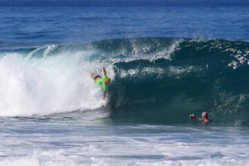 Bodysurf épico