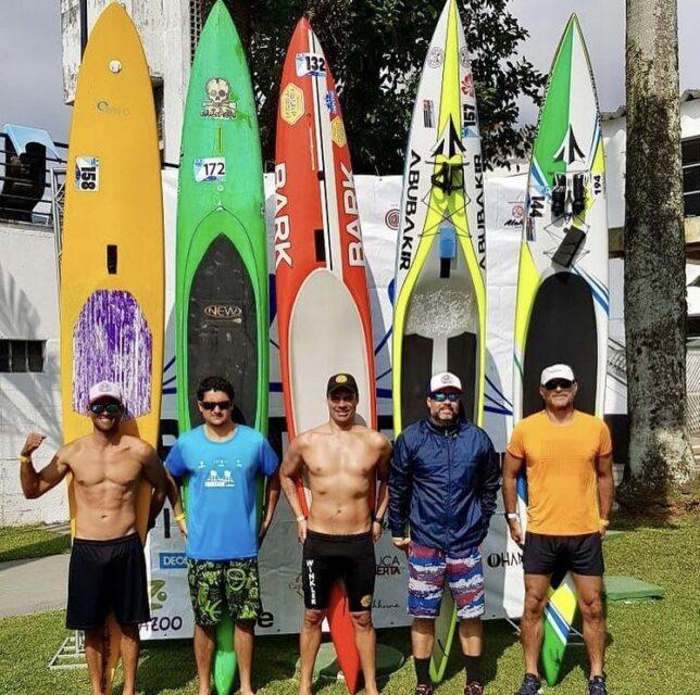 Paddleboard em São Paulo