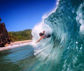 Bodysurf arte