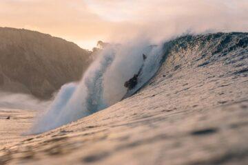 Bodysurf pelo mundo
