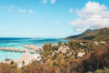 Polinésia Francesa fecha suas fronteiras para o turismo internacional pelos próximos dois meses.