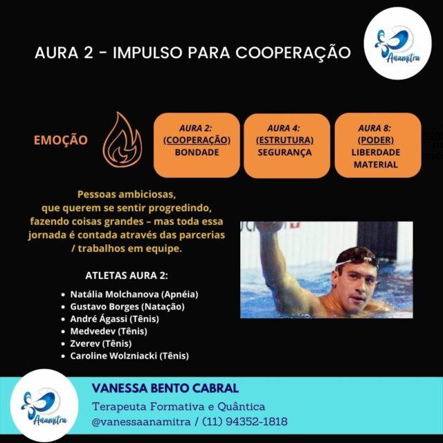 Aura Gustavo Borges