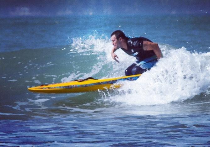 Paddleboard Surf Life Saving