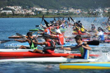 eventos nacionais de canoagem