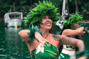 Dança havaiana