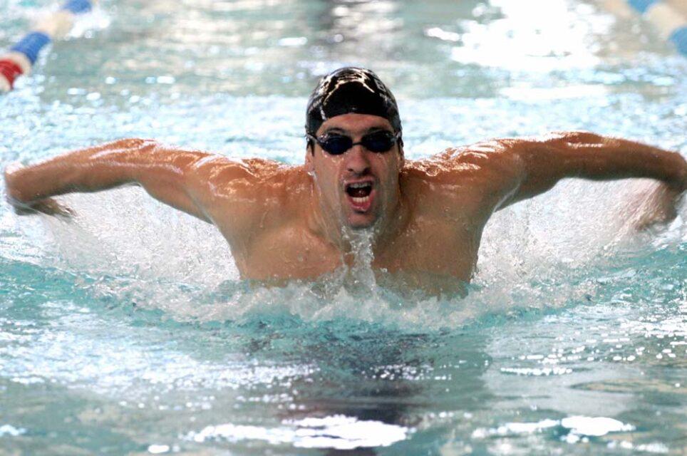 Gustavo Borges natação