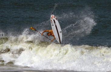 Luiz Diniz SUP Wave
