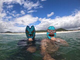 Festival Uga-Buga de Surfe de Peito