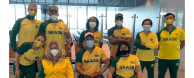 equipe brasileira de canoagem