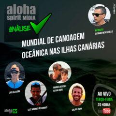 Mundial de canoagem oceanica