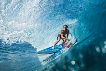 Surf de stand up paddle