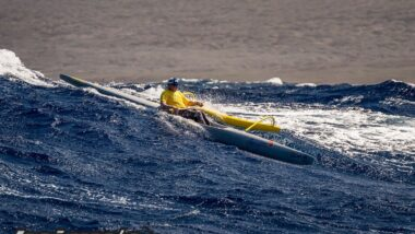 downwind canoa havaiana