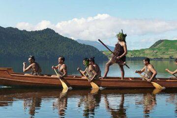 maori antártica