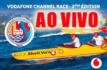 Vodafone Channel Race ao vivo