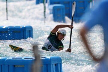 Ana Sátila canoagem olimpíadas