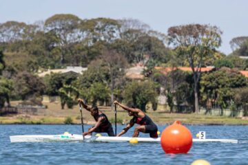 Canoagem brasileira olimpíadas
