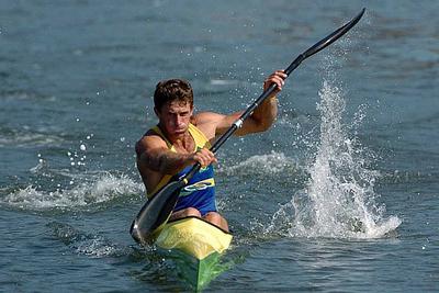 canoagem olímpica