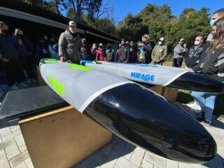 SUP Race Mirage by Ratones