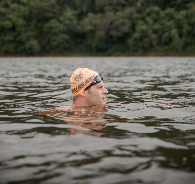 evolução nas águas abertas