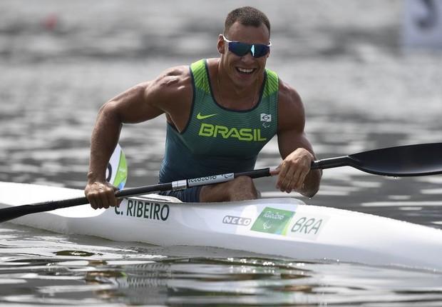 caio ribeiro canoagem olímpica