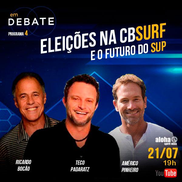 Eleições CBSurf Em Debate