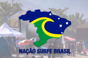 Chapa Nação Surf Brasil