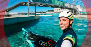 Canoagem slalom olimpíadas