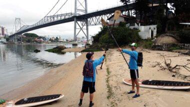 Remar Limpar Ensinar Florianópolis