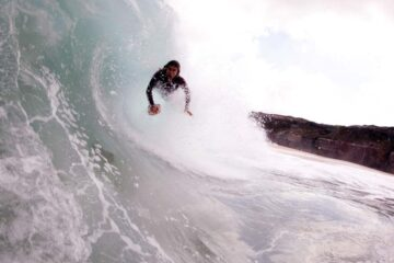 Bodysurf impacto