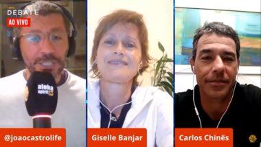 """Convidados falam sobre a evolução da V1 no Brasil: """"Remada desafiadora e apaixonante"""""""