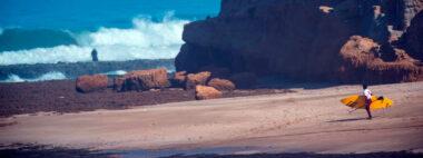 SUP Wave Marrocos